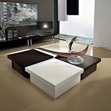 Italian Design Coffee Tables Available In Wood Veneer Or Plain Colours Square Storage Coffee