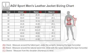 leather jacket size chart agv sport dragon leather motorcycle jacket riding gear rocky