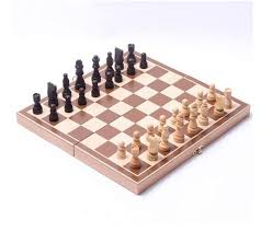 Classic Wooden Board Games Best Price Classic Wooden International Chess Set Board Game 46