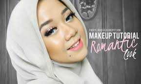 makeup tutorial romantic look cheryl raissa by cheryl raissa 2016 03