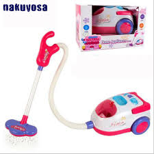 Cleaner House Cleaning Tool Toy Vacuum Cleaner Cleaning Kit Play House Toys