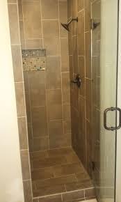 ... shower floor tile ideas walk in remodel for small bathrooms  minimalistshower decoration tub half hexagonal gl doorless ...