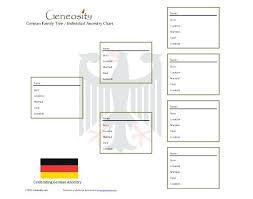 Ancestor Chart Template Ancestry Chart Template Word Latest Of Blank Family Tree Free