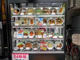 Sushi Vending Machine Best What To Eat In Japan 48 Alternatives To Sushi Indiana Jo