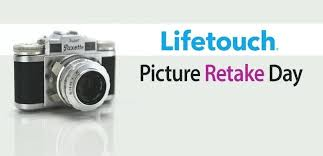 Image result for lifetouch retake picture day clip art