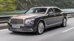 Bentley Mulsanne review: £275k EWB version driven | Top Gear