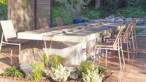 pacific outdoor living photo pacific outdoor living pacific outdoor living waterfall table pacific outdoor living