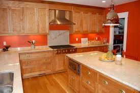 Red Birch Cabinets Kitchen Natural Red Birch Kitchen Cabinets Kitchen