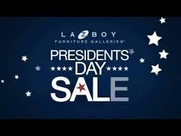 La Z Boy President s Day Sale