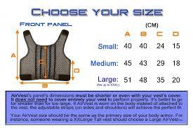 Airvest Body Armor Ventilation System