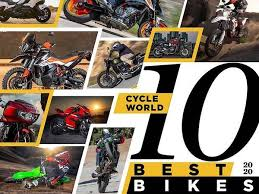 cycle world 2020 top 10 motorcycles