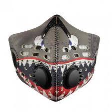Dp Rz Mask M1 Spitfire Air Filtration Adult Xl Protective Masks