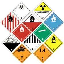 Dot Hazardous Materials Table Hazardous Materials And Waste Dot And Iata Regulations Amherst