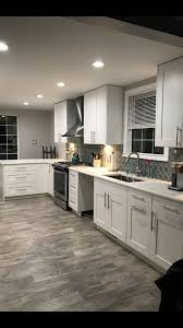 This Exact Color Scheme White Cabinets White Trim Light Gray