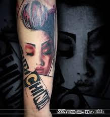 Yuri Seravalli Tattoo Artist Skin Finest Tattoo Cesena