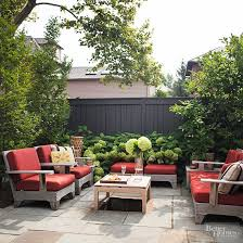 Patio Furniture in Small Spaces