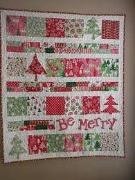 Christmas Quilt Patterns Magnificent 48 Best CHRISTMAS QUIILTS AND WALLHANGINGS Images On Pinterest