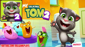 my talking tom 2 gameplay part 1 android ios
