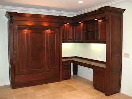 home office murphy bed. Murphy Beds Office Maple Wood Platform Style Home Bed Desk Ideas
