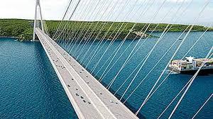 """Résultat de recherche d'images pour """"Pont Yavuz Sultan Selim"""""""