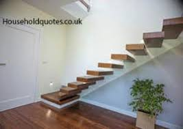 When he installed the new bottom two stairs, he also routed the front edges of the 2×12 on the top and bottom, so that the nose of the stair tread had a more pleasing and looked more finished and less like a 2×12! How Much Will A New Staircase Cost