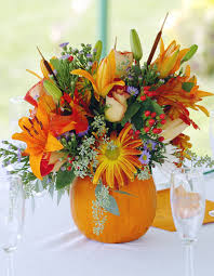 ... Gorgeous Accessories For Table Decoration Using Various Thanksgiving  Floral Table Centerpiece Ideas : Gorgeous Image Of ...