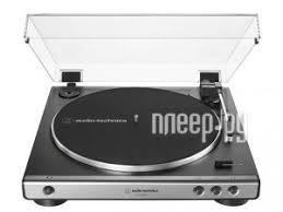 <b>Проигрыватель Audio-Technica AT-LP60X Black</b> AT-LP60XUSBGM