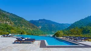 Aalia On The Ganges Hotel Aloha On The Ganges Rishikesh Resort Spa Resort In Rishikesh