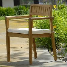 outdoor teak chairs. Teak Chair Cushions Outdoor Chairs