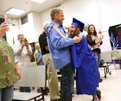 Stories Of Struggle Triumph At Stewart School Graduation Las