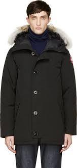 ... Canada Goose Black Down Fur Chateau Parka