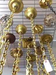 chandelier canopies
