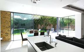 how to unlock a sliding glass door from the outside open plan kitchen with sliding doors
