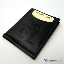 ibt money clip with outside pocket