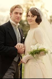 Downton Abbey Marys Second Wedding Dress