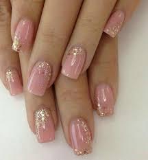 Short Nail Designs With Glitter 56 Glitter Gel Nail Designs For Short Nails For Spring 2019