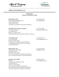 Examples Of References For Resume References On A Resume 100 Online Resume Builder resume 87
