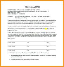 Catering Service Offer Letter Example Proposal Format Pdf Template ...