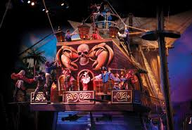 Pirates Voyage Dinner Show Celebrates Five Years In Myrtle