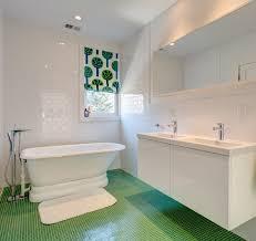 Summit, NJ modern-bathroom