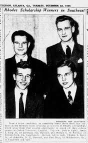 T L Perry Rhodes Scholar 22 Dec 1936 - Newspapers.com