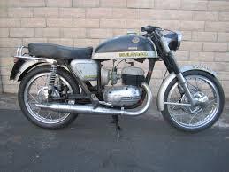 European Import 1965 Bultaco Metralla Mk2 Bike Urious
