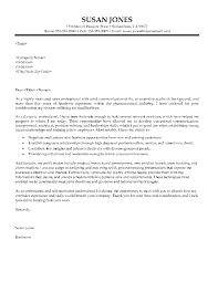 Sample Cover Letters 7 Resume Cv