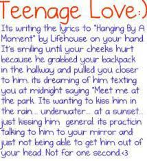 Teen Love Quotes Best Teenage Love Love Pinterest Relationships Couple Quotes And