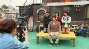 2 korean style outdoor bench 8 items on every k drama fan s wish list
