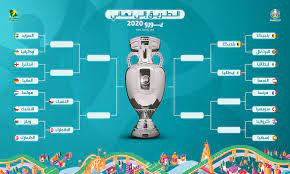 يورو 2020| الطريق إلى النهائي.. قمة إيطاليا وبلجيكا ومواجهة التشيك أمام  الدنمارك - نيولي