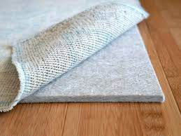 eco plush rug pad by rugpadusa rugpadusa rug pads for wood floors are natural rubber rug
