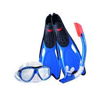 Набор для <b>плавания</b>: <b>маска</b>, трубка и ласты Wave MSF ...