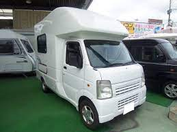 軽 キャンピングカー 中古 車