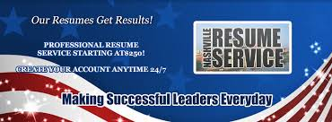Home Nashville Resume Service Impressing Employers Since 1997